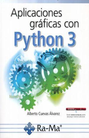 APLICACIONES GRAFICAS CON PYTHON 3
