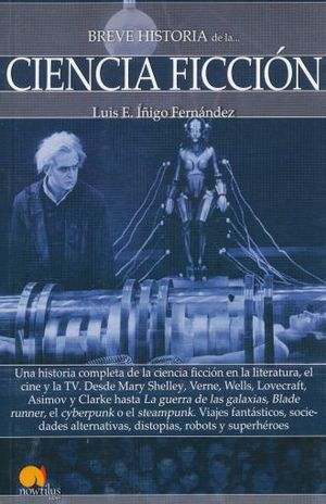 BREVE HISTORIA DE LA CIENCIA FICCION