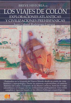Breve historia de los viajes de Colón