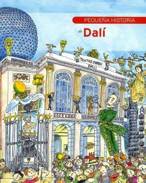 Pequeña historia de Dalí / 4 ed.