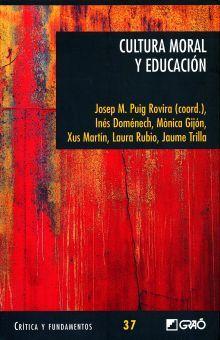 CULTURA MORAL Y EDUCACION