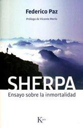 SHERPA. ENSAYO SOBRE LA INMORTALIDAD