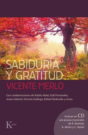 SABIDURIA Y GRATITUD (INCLUYE CD)