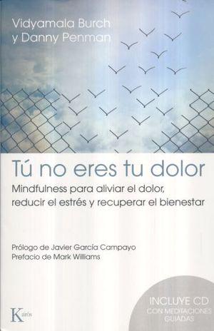TU NO ERES TU DOLOR (INCLUYE CD)