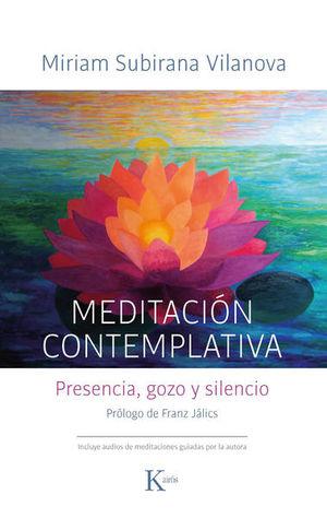 Meditación contemplativa + QR