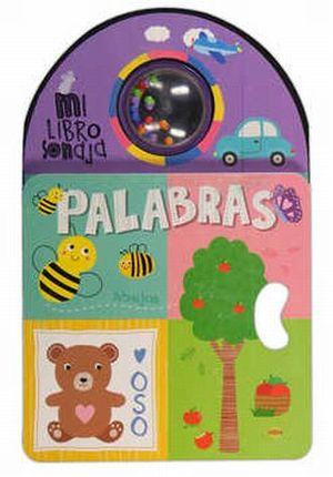 MI LIBRO SONAJA. PALABRAS / PD.