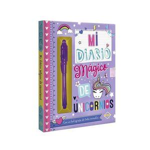 Mi diario mágico de unicornios / pd.