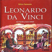 NIÑOS FAMOSOS LEONARDO DA VINCI / PD.
