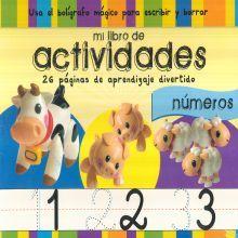 MI LIBRO DE ACTIVIDADES NUMEROS / PD.