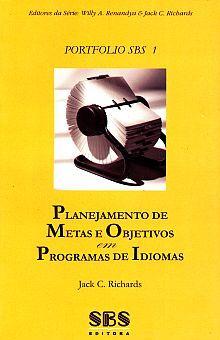 PLANEJAMENTO METAS E OBJETIVOS EM PROGRAMAS DE IDIOMAS