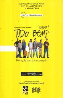TUDO BEM 1. LIVRO DO ALUNO / 5 ED.