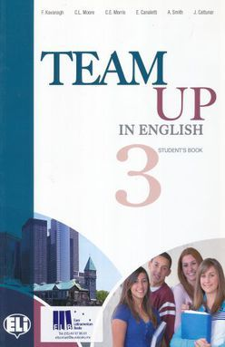TEAM UP IN ENGLISH 3. STUDENTS BOOK
