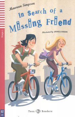 IN SEARCH OF A MISSING FRIEND. STAGE 1 (INCLUYE CD)