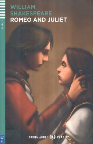 ROMEO AND JULIET. STAGE 2 (INCLUYE CD)