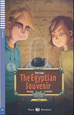 EGYPTIAN SOUVENIR, THE. STAGE 2 (INCLUYE CD)