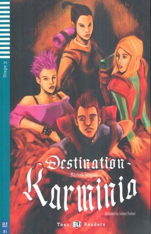 DESTINATION KARMINIA (INCLUYE CD)