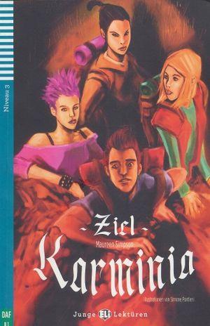 ZIEL KARMINIA. B1 NIVEAU 3 (INCLUYE CD)