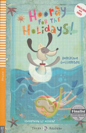 HOORAY FOR THE HOLIDAYS. A1 STAGE 1 (INCLUYE CD)