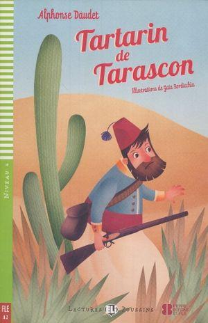 TARTARIN DE TARASCON. A2 NIVEAU 4 (INCLUYE CD)