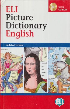 ELI PICTURE DICTIONARY ENGLISH / PD. (WITH CD)
