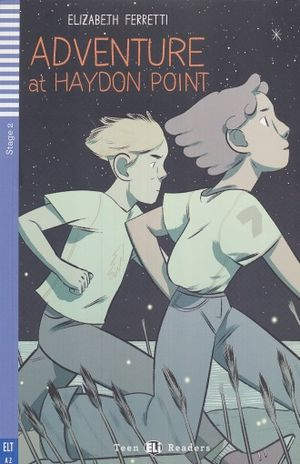 ADVENTURE AT HAYDON POINT. A2 STAGE 2 (INCLUYE CD)