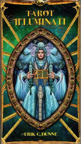 Tarot Illuminati (libro + cartas)