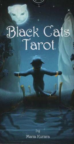 Tarot Black Cats (Libro + 78 cartas)