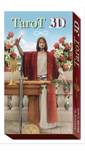 Tarot 3D (Libro + 22 cartas)