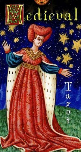 Tarot medieval (Libro + cartas)