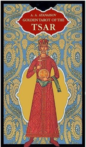Tarot Golden of the Tsar