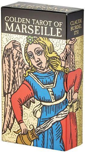 Tarot Golden Marseille