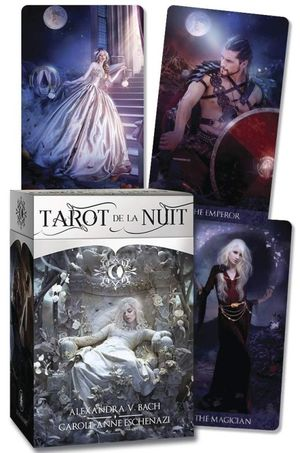 Tarot de La Nuit (Libro + 79 cartas)