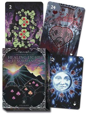 Oráculo Healing light Lenormand