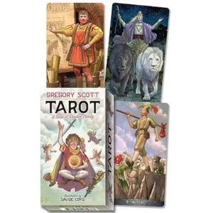 Tarot Gregory Scott (Libro + 78 cartas)