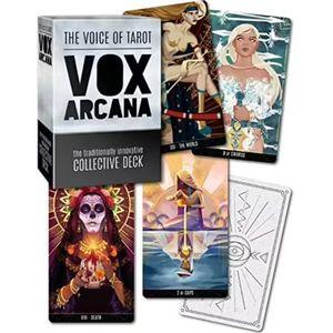 Tarot Vox Arcana (Libro + 82 cartas)