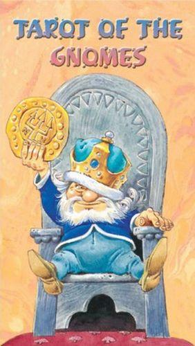 El tarot de los Gnomos (Libro + 78 cartas)