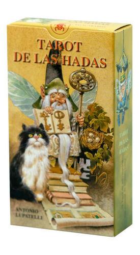 Tarot de las hadas (Libro + cartas)