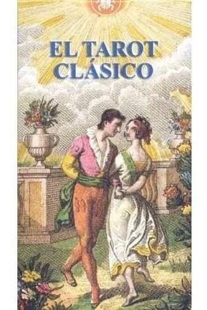 Tarot Clásico (Libro + 78 cartas)