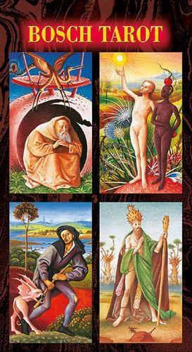 El tarot de el Bosco (Libro + 78 cartas)