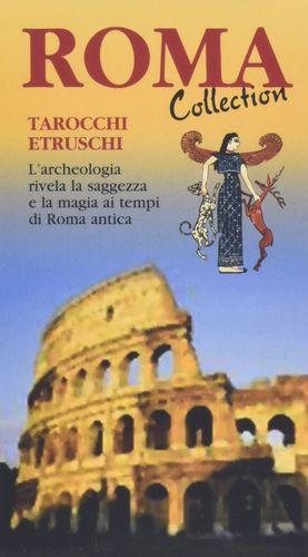 Tarot Etruscan. Roma Collection (Libro + cartas)