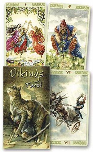 Tarot Vikings (Libro + 78 cartas)