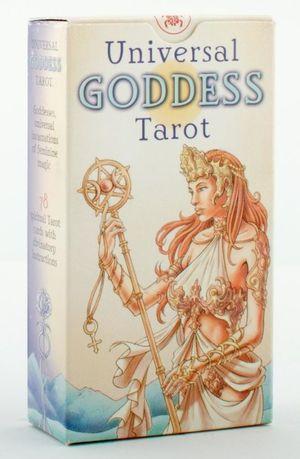 Tarot Universal Goddess (Libro + 78 cartas)