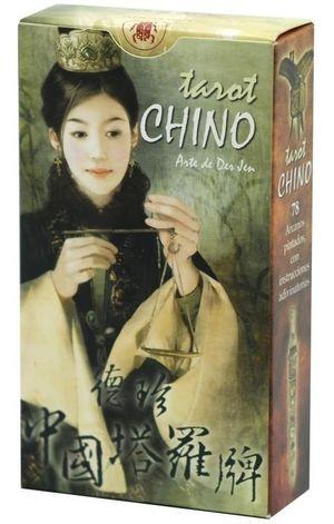 Tarot Chino (Libro + 78 cartas)