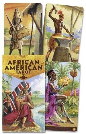 Tarot African American (Libro + 78 cartas)