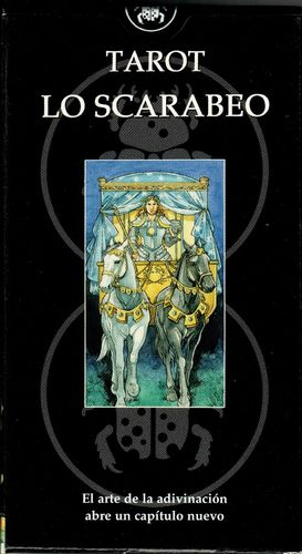 Tarot Lo Scarabeo (Libro + 78 cartas)