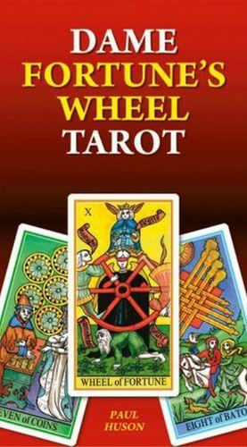 Tarot de la rueda de la señora fortuna (Libro + 78 cartas)