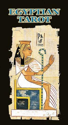 Tarot Egipcio (Libro + 78 cartas)