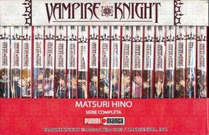 VAMPIRE KNIGHT SERIE COMPLETA / 19 VOLS.