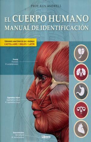 CUERPO HUMANO, EL. MANUAL DE IDENTIFICACION / PD.