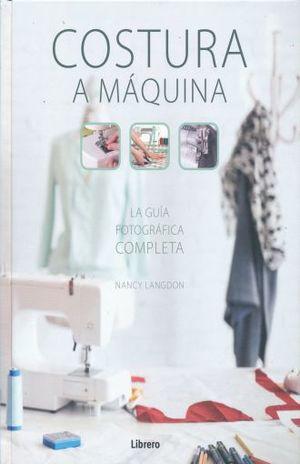 COSTURA A MAQUINA GUIA COMPLETA / PD.